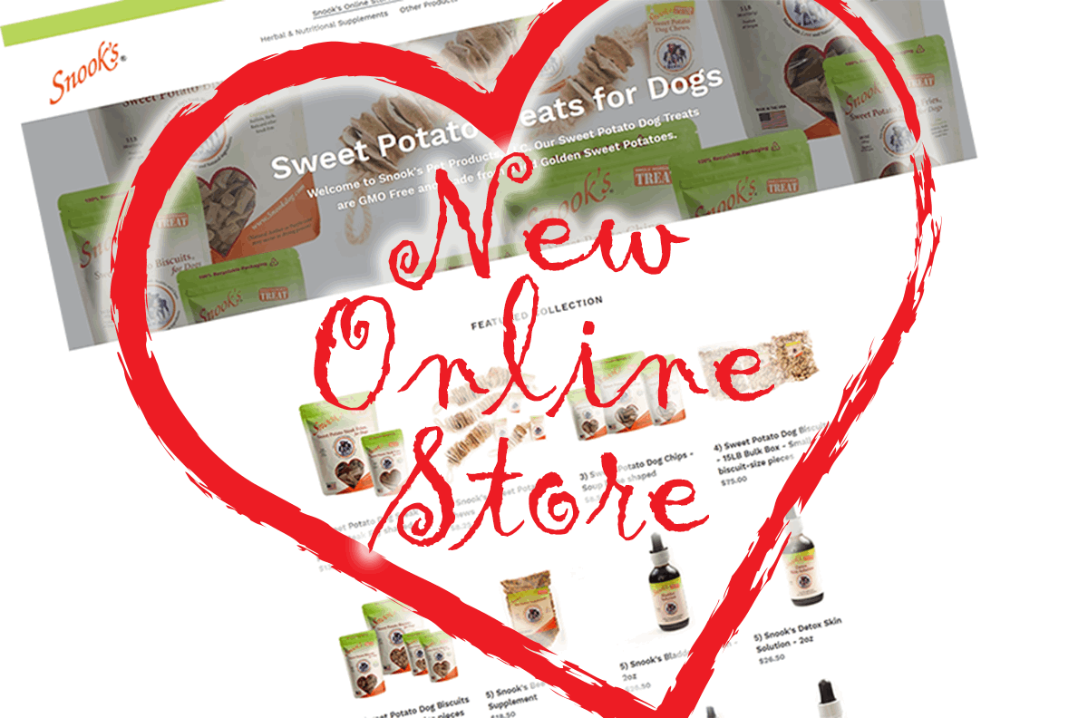 Snook's New Online Store is now open!